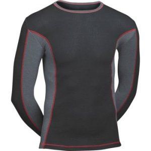 JBS Proactive Shirt Long Sleeve 414-14 Svart Medium Herr